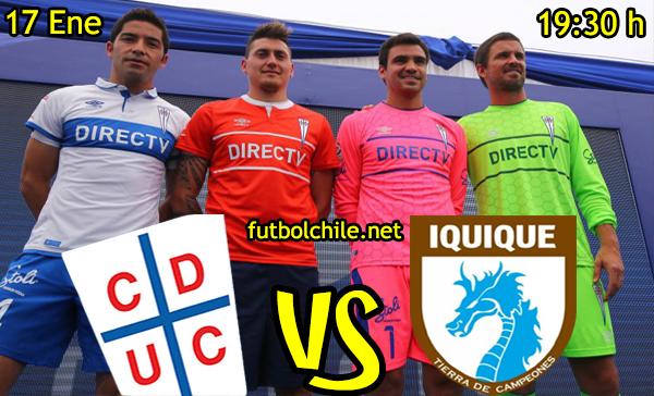 Universidad Católica vs Deportes Iquique