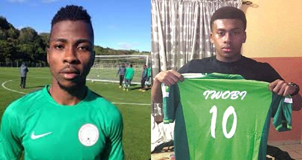 Image result for kelechi iheanacho and alex iwobi