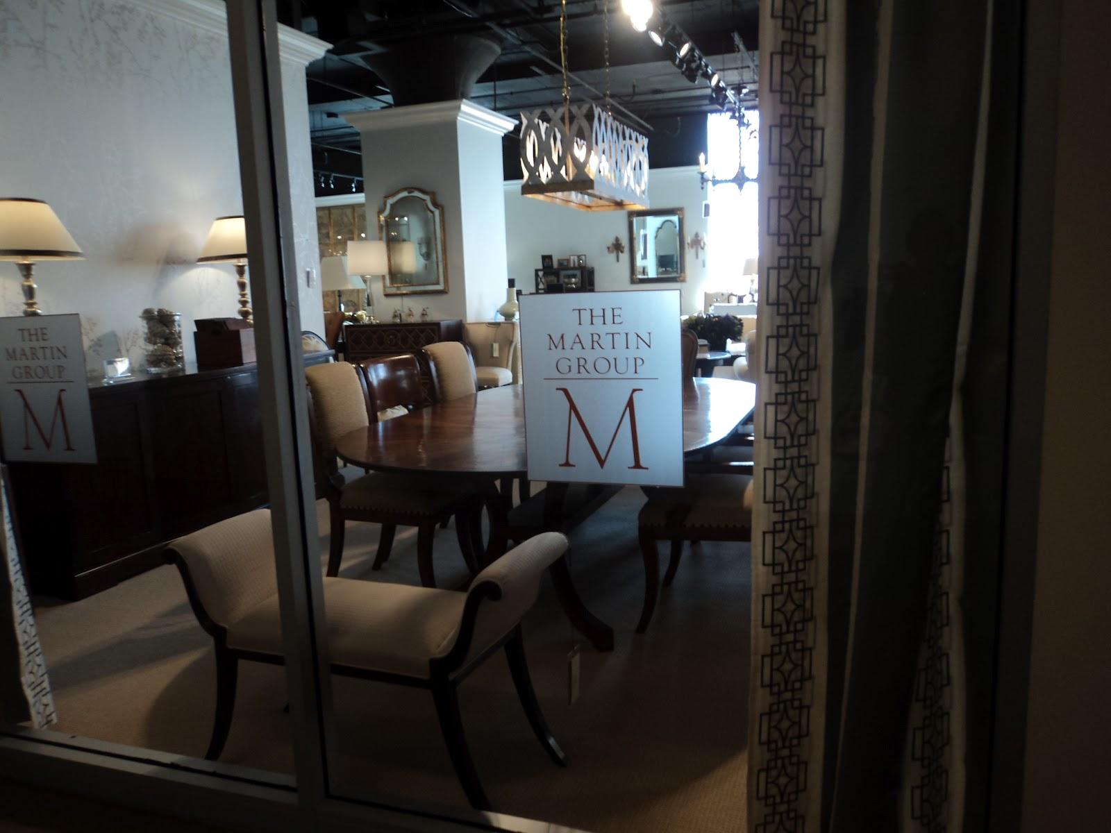 The Fine Living Muse Ralph Lauren Showroom Window In