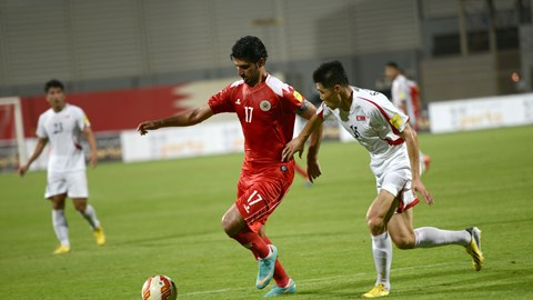 Bahrain hammer North Korea in Asian Cup warm up