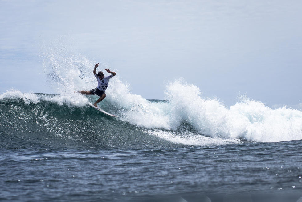 13 Vincent Duvignac FRA Martinique Surf Pro foto WSL Poullenot Aquashot