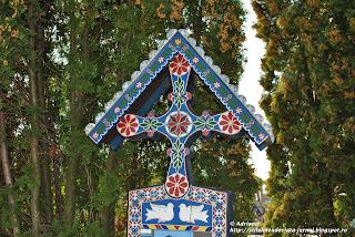 sapanta, cimitirul vesel