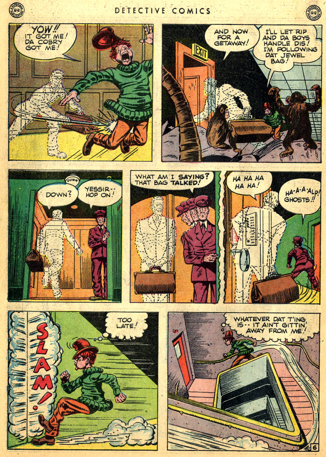 Read online Detective Comics (1937) comic -  Issue #117 - 44