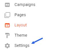 adding author profile widget