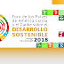 Fórum dos Países da América Latina e do Caribe sobre o Desenvolvimento Sustentável 2018