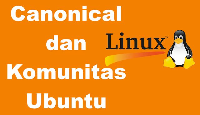 Canonical dan Komunitas Ubuntu