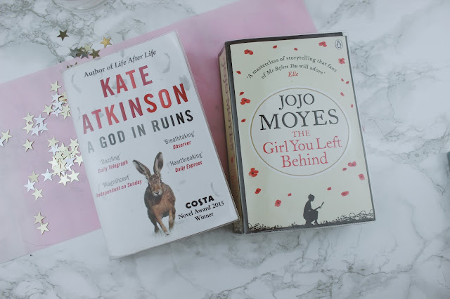 A God in Ruins - Kate Atkinson The Girl You Left Behind - Jojo Moyes