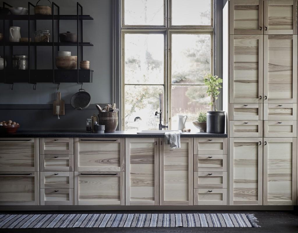 Cuisine noir mat ikea: meubles cuisine ikea avis. cuisines ikea la ...