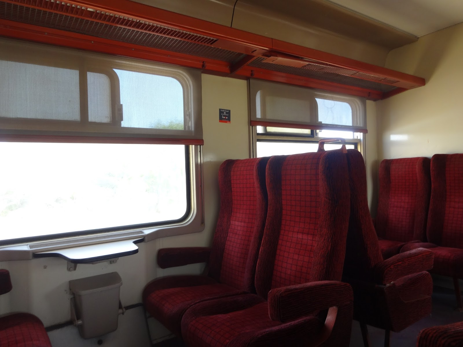 Morocco Travel 101: Using the Train