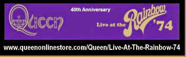 Queen Live at the Rainbow '74 Edición 40 aniversario VARIOS FORMATOS