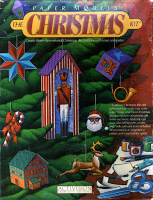 Paper Models: The Christmas Kit