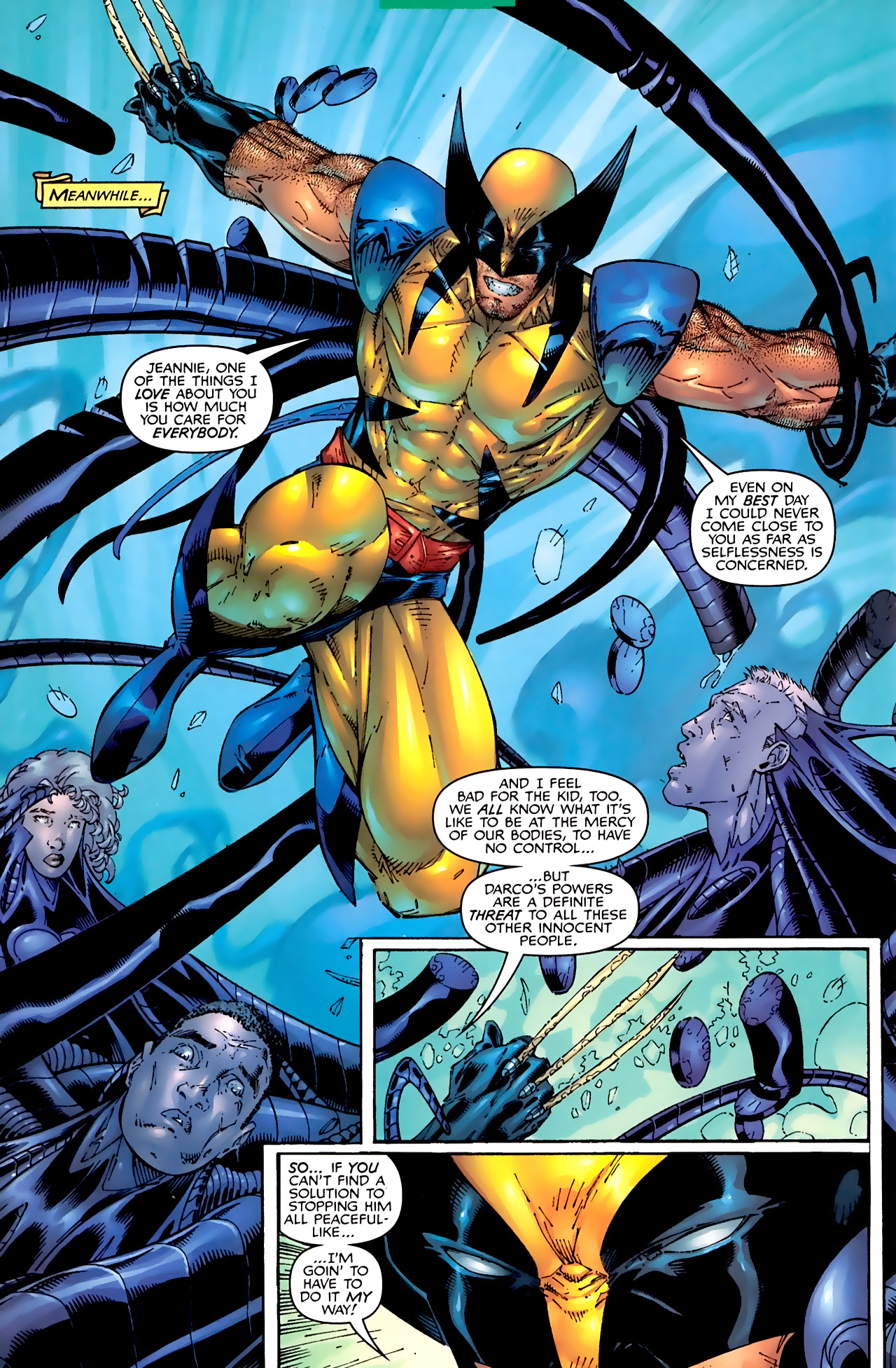 Read online Astonishing X-Men (1999) comic -  Issue #2 - 13