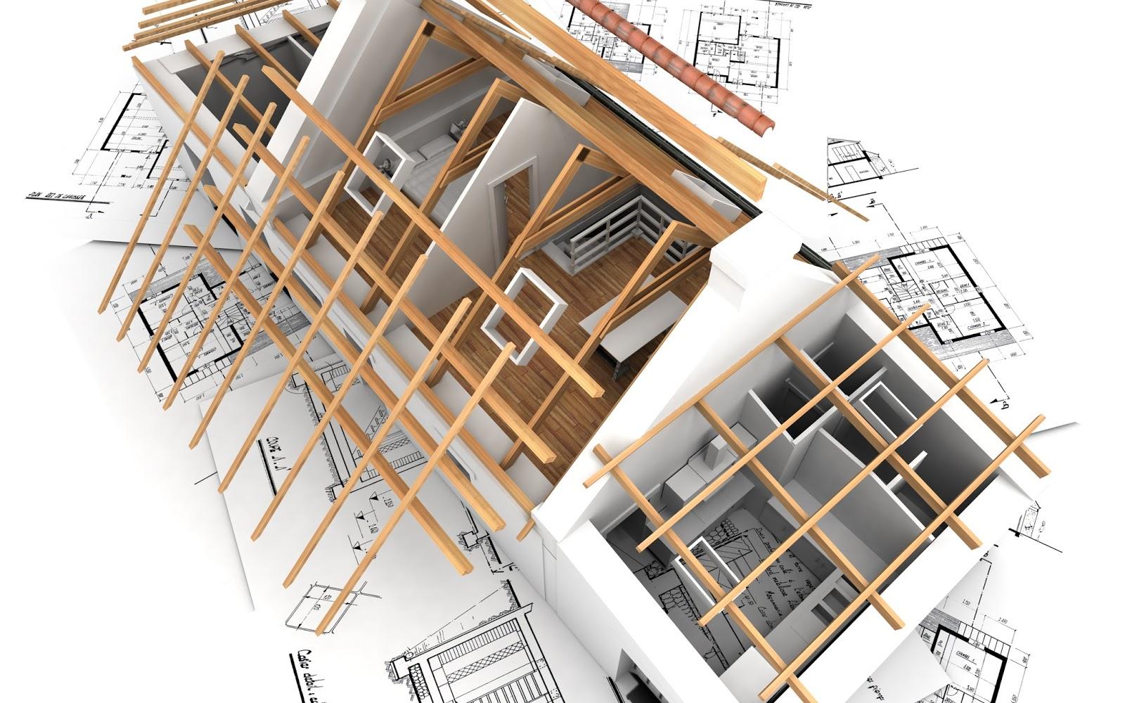Fondo De Pantalla Planos De Una Casa