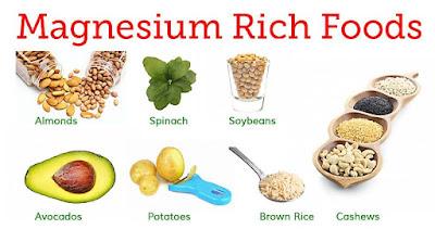 Manfaat Magnesium bagi Kesehatan Anak