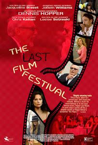 The Last Film Festival Poster