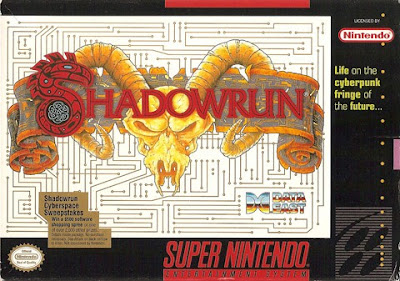 Review - Shadowrun - Super Nintendo