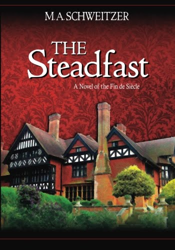 TLG BOOKS: The Steadfast - a Thriller for House & Architecture Lovers
