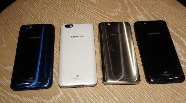 Smartphone Evercoss Bisa buat Palu