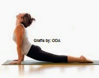 Cobra Stretch olahraga yang dapat meninggikan badan