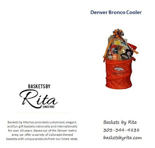 Birthday Gift for Denver Bronco Fan