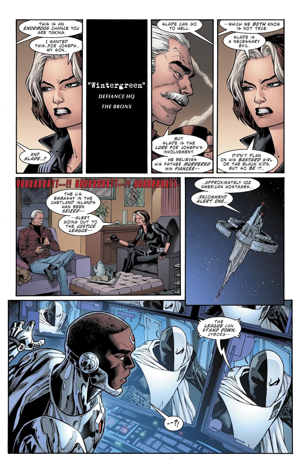 Read online Deathstroke (2016) comic -  Issue #21 - 20