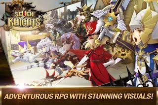 Seven Knights Apk v2.4.00 Mod Very Fast Skill Update