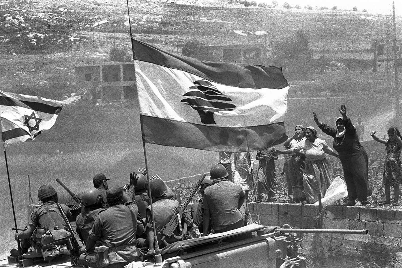 Guerra do Líbano