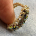 Sparkly cRAW Ring Tutorial will Challenge You
