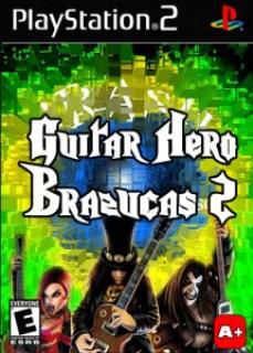 guitar hero ps2 musicas brasileiras
