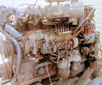 Engine 6D22 mitsubishi shop manual