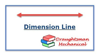 what is dimension line