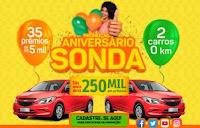 Promoção Aniversário Sonda promocaosonda.com.br