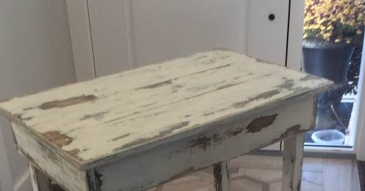 Weathered Farmhouse Table DIY (part 1)