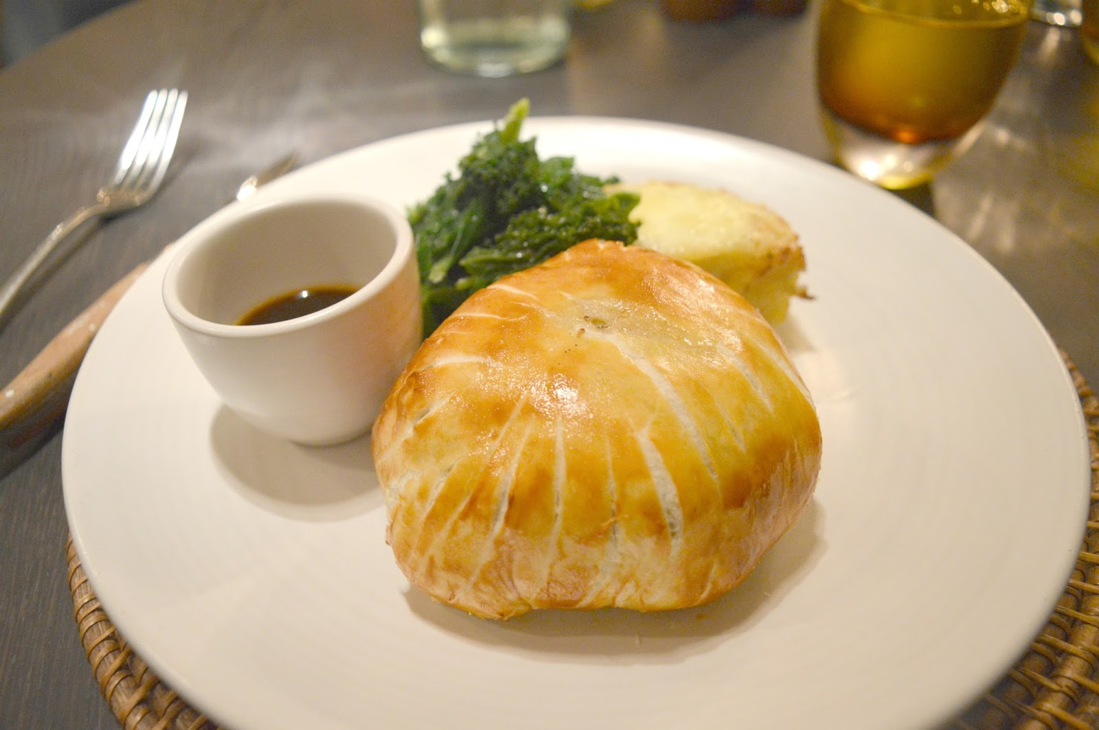 Cosy Hotel in the Cotswolds - The Painswick Beef Wellington