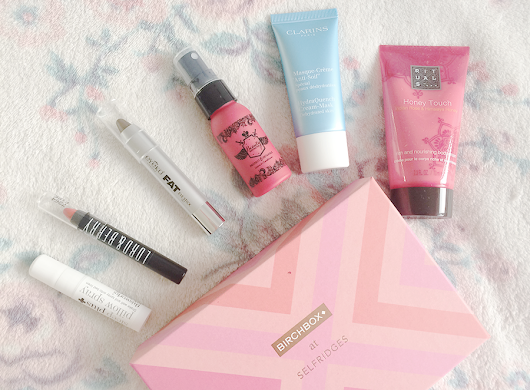 Birchbox at Selfridges