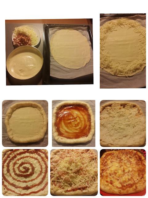 la mejor pizza del mundo PIZZA CREMOZZA BBQ