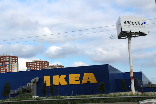 Barakaldo digital for Transporte muebles ikea