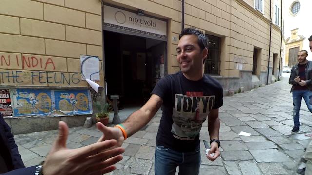 Incontro Gabriele