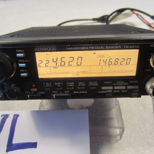 Kenwood TM-631A Mobile Radio
