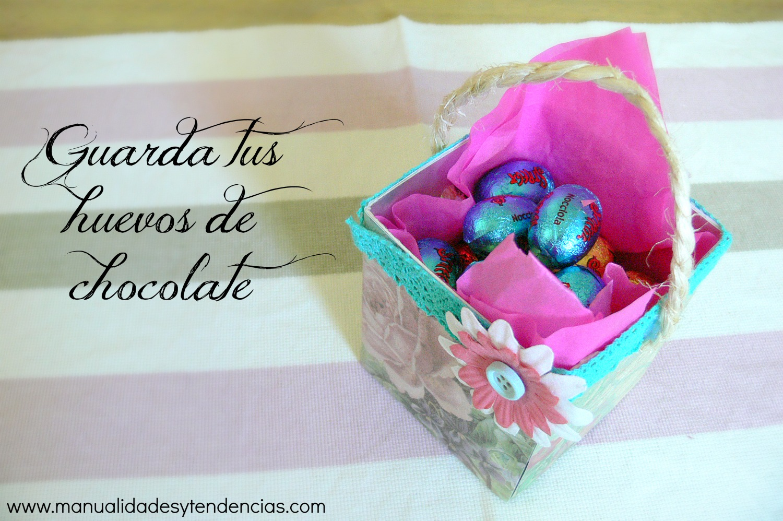 Contemporáneo Crochet Patrones De La Cesta De Pascua Inspiración ...