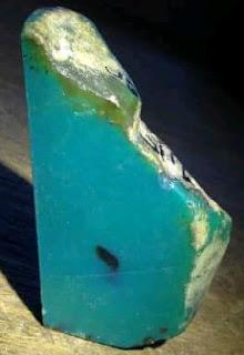 ciri bahan bacan doko kristal