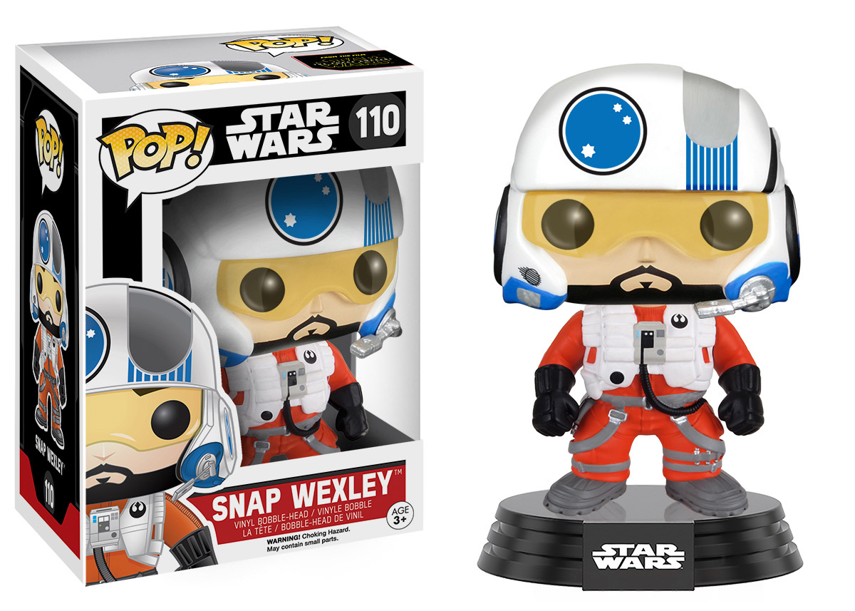 A Plethora Of New The Force Awakens Funko Pop Figures