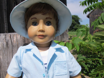 Come Bid On A Boy Doll And Help A Family Living With Cancer!