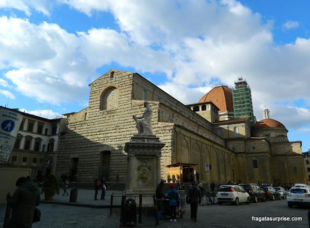 Basílica de San Lorenzo, Florença, Itália
