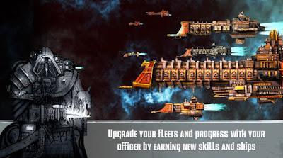 Battlefleet Gothic: Leviathan APK - Game Strategi Terbaru