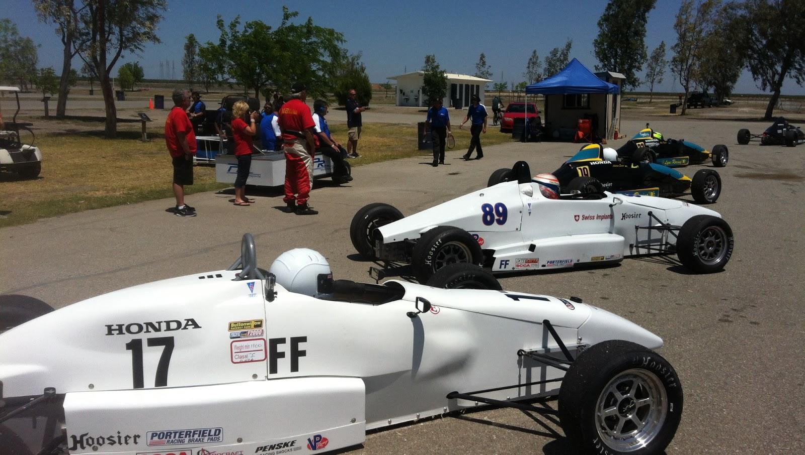 honda performance development formula f competition heats up for summer