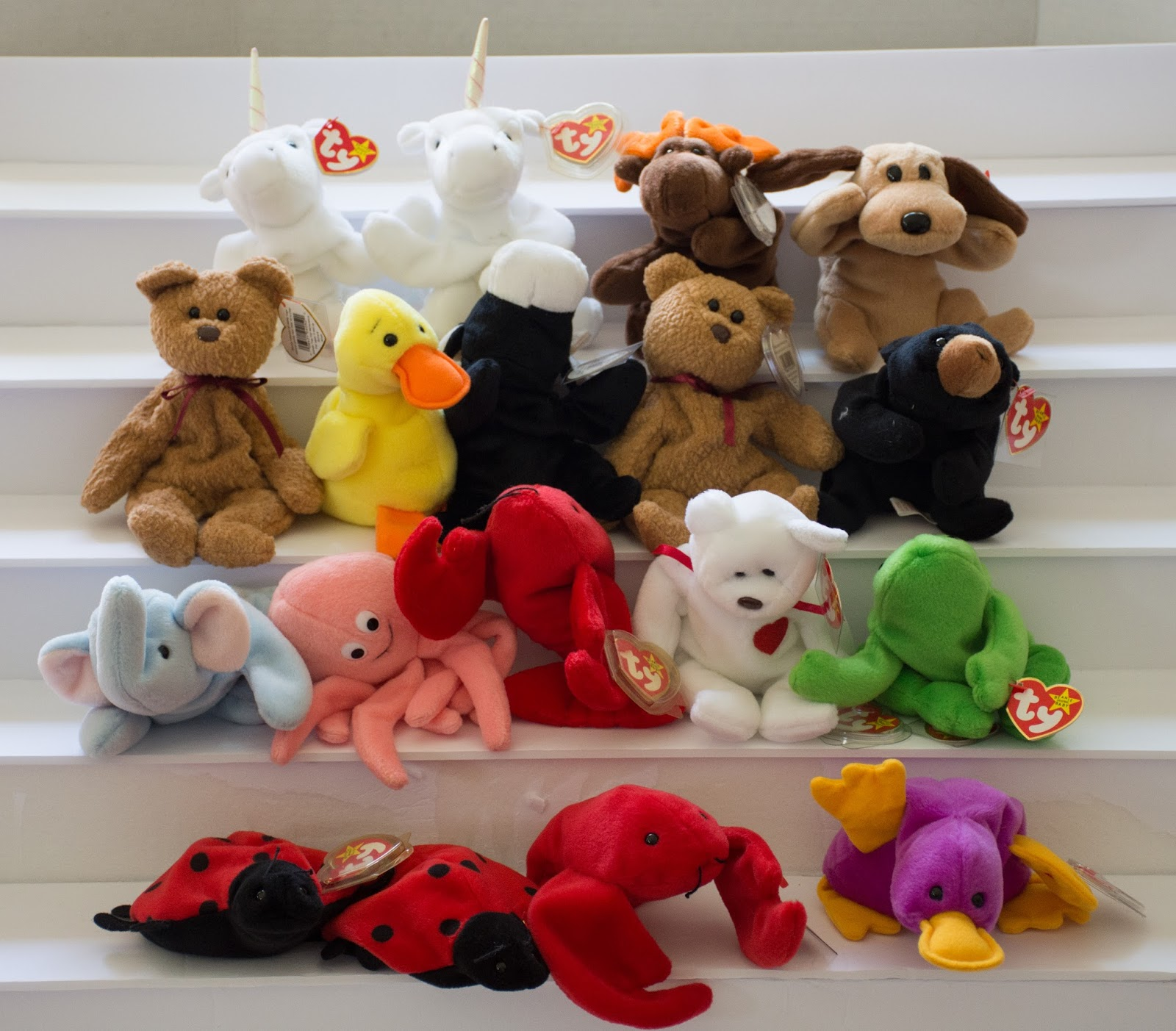 1993 invasion of the Beanie Babies d9399ab7283