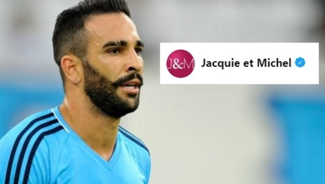 Le tweet énorme de Jacquie et Michel pour troller Adil Rami