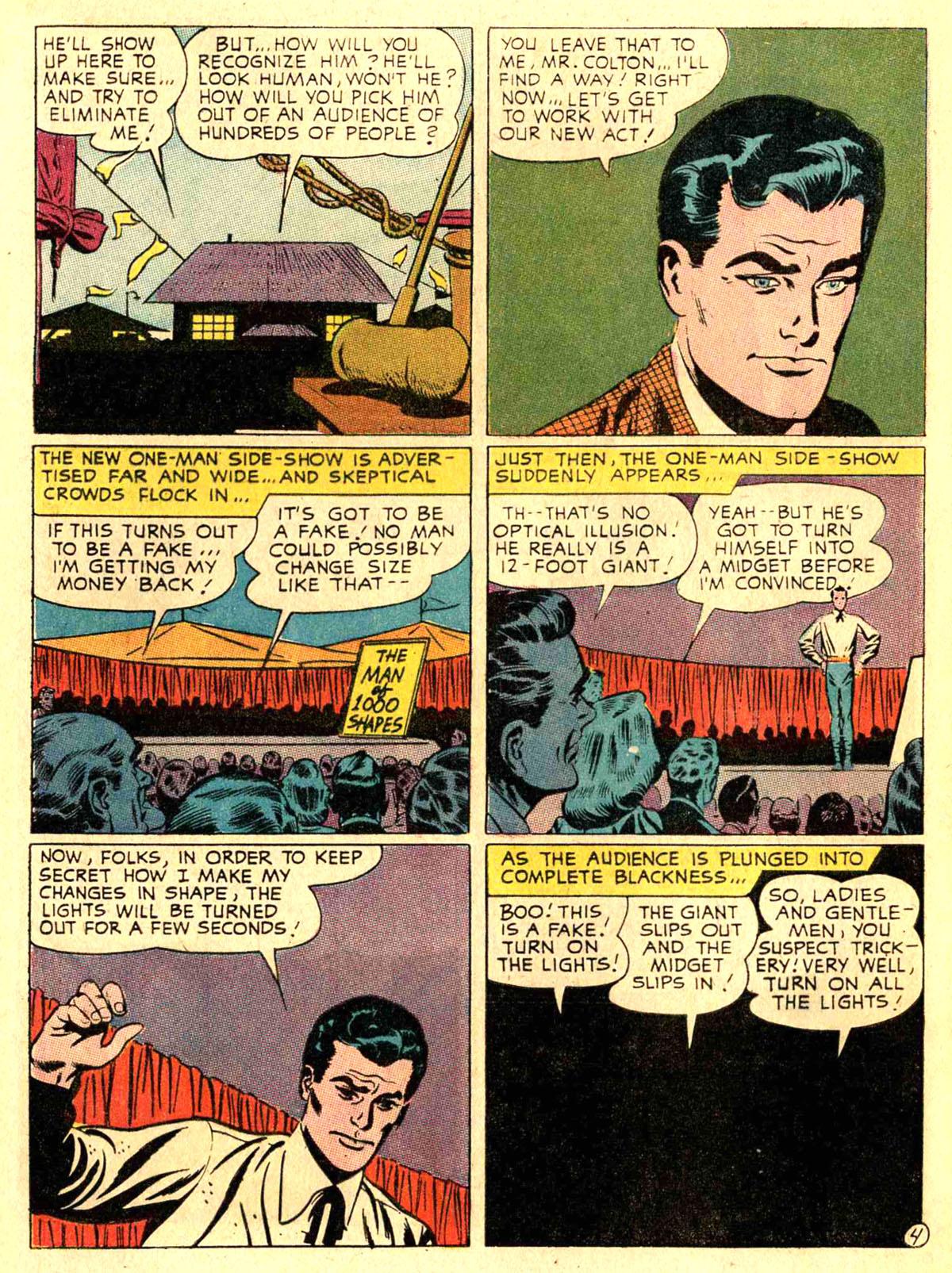 Strange Adventures (1950) issue 207 - Page 32