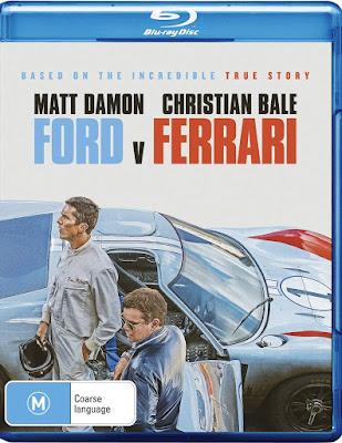 Ford v Ferrari 2019 Dual Audio 5.1ch 720p BRRip 1.3Gb world4ufree